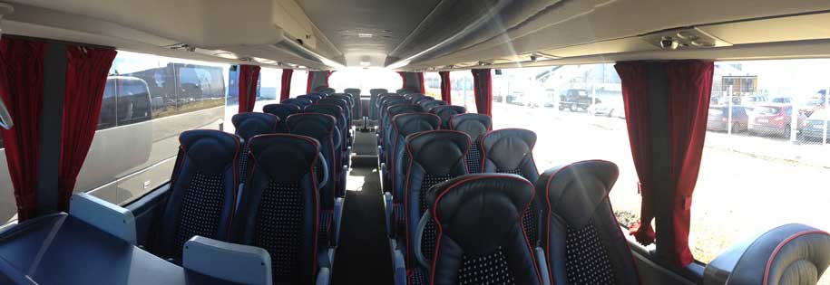 Buss cleaning and polishing services
